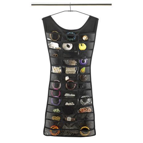 Le rangement pour bijoux La petite robe noire
