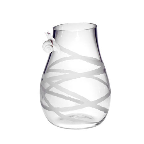 WHITE COLLECTION - NO LIMIT VASE